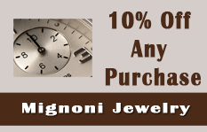 10% Off Any Purchase, Jewelry Store in Bristol, PA